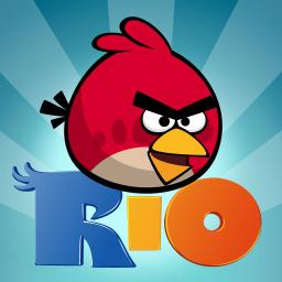 Angry Birds Rio Logo