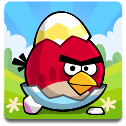 Angry Birds Seasons Ostern