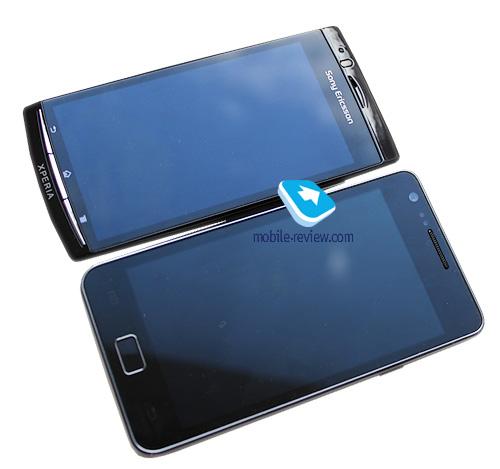Xperia Arc vs. Galaxy S 2 (12)