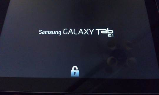 Galaxy Tab Bootloader