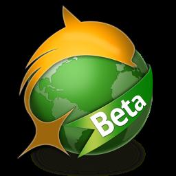 Dolphin Beta Logo
