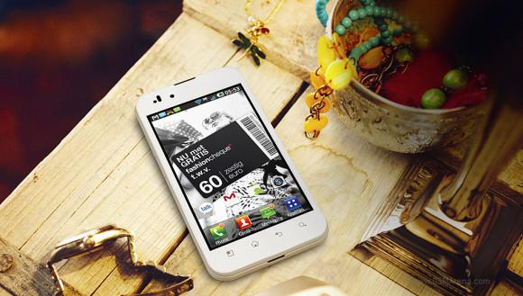LG Optimus Black in weiß? LG Optimus White Edition!