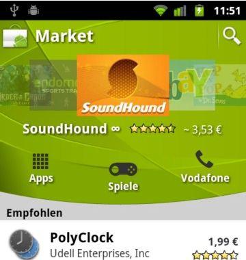 vodafone app kanal