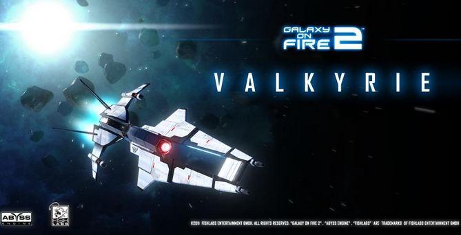 Galaxy on Fire 2 Valkyrie - галактические приключения u взлом/u экстра-клас
