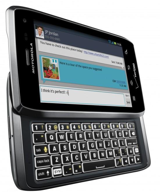 Motorola Droid 4 Produktbild