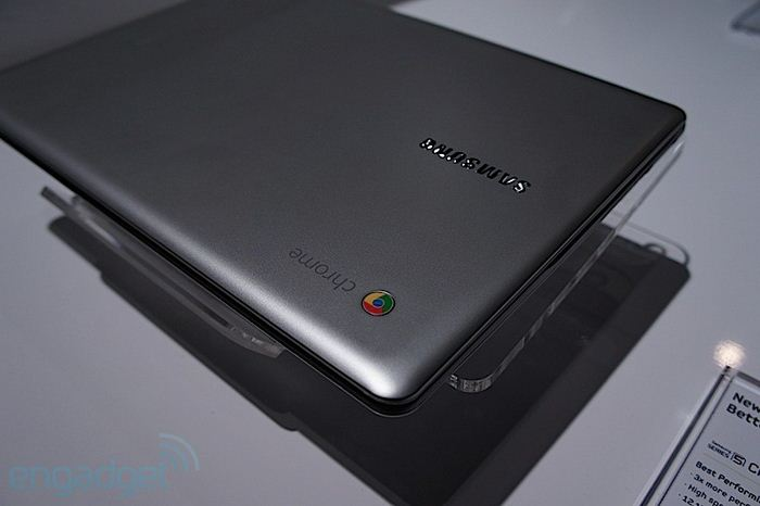 Samsung Series 5 Chromebook CES 2012 (2)