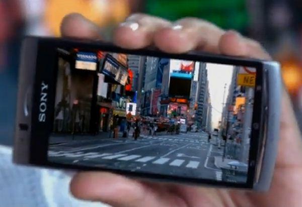 Sony Xperia Arc HD