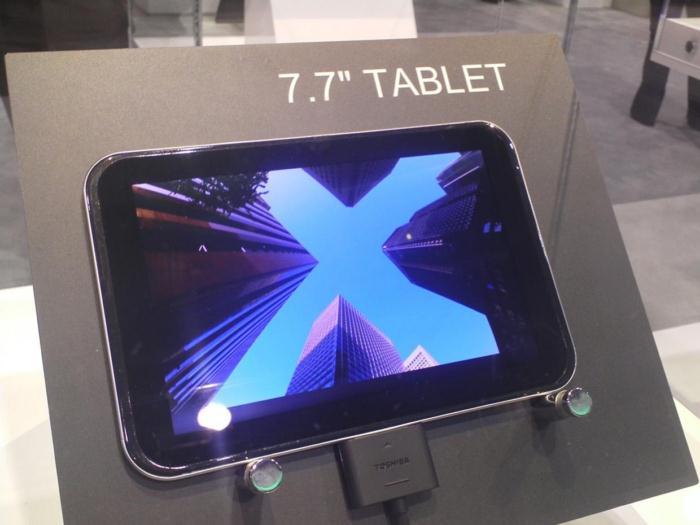 Toshiba Prototypen CES 2012 (2)