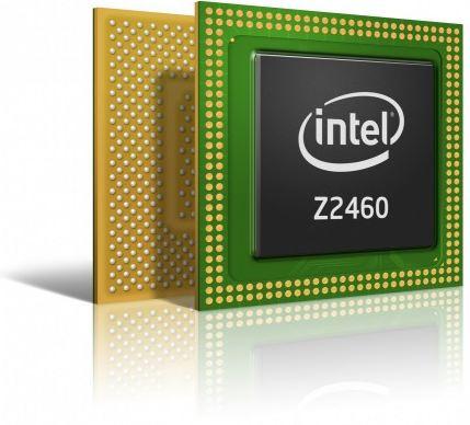 intel z2460 logo