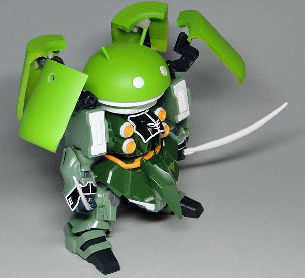 transformer android 5