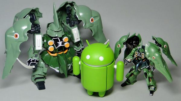 transformer android 7