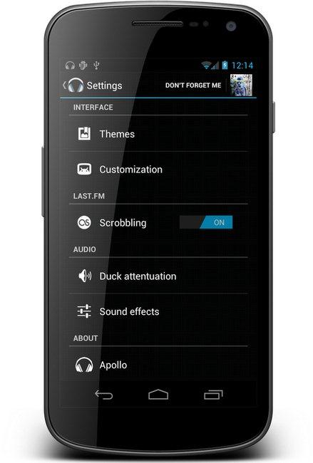 CyanogenMod 9 Apollo (6)