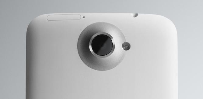 HTC One X Kamera