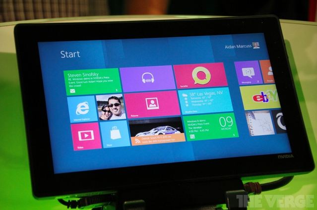 windows 8 dell tablet