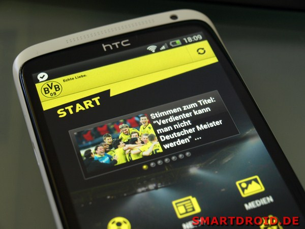 BVB Android App