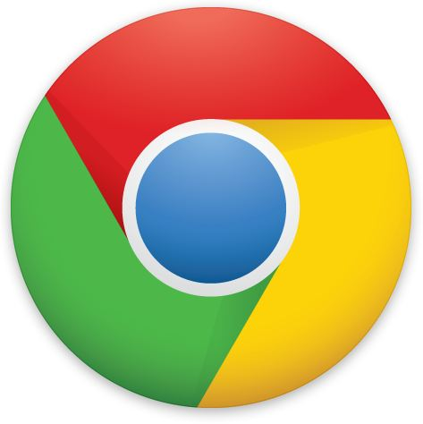chrome logo gross