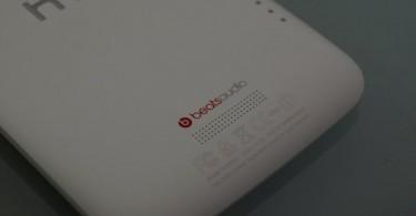 HTC Beats Audio One X