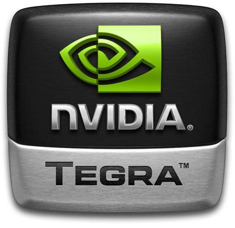 nvidia tegra logo