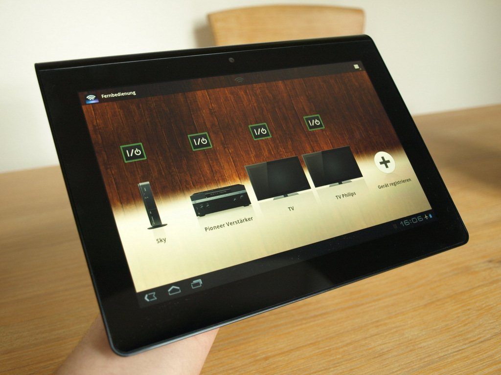 sony tablet s im test das etwas andere aber bessere android tablet. Black Bedroom Furniture Sets. Home Design Ideas