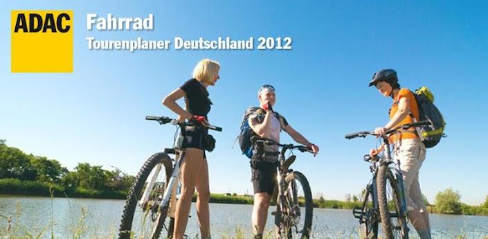 ADAC Fahrrad Tourenplaner Deutschland 2012