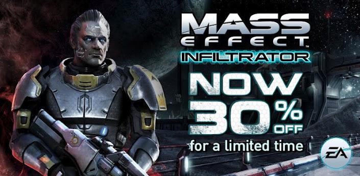 mass effect infiltrator deal