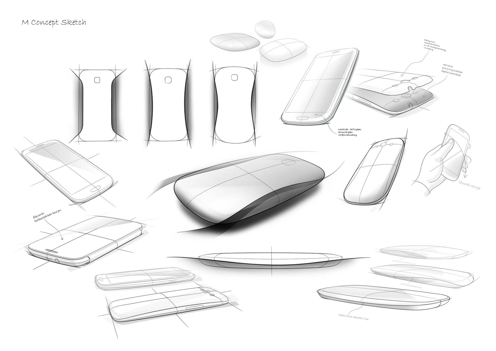 Samsung M Konzept