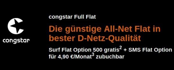 Congster Full Flat Juni 2012