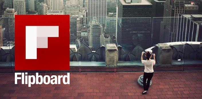 Flipboard jetzt mit Facebook-Login und Floating-Touch-Unterstützung