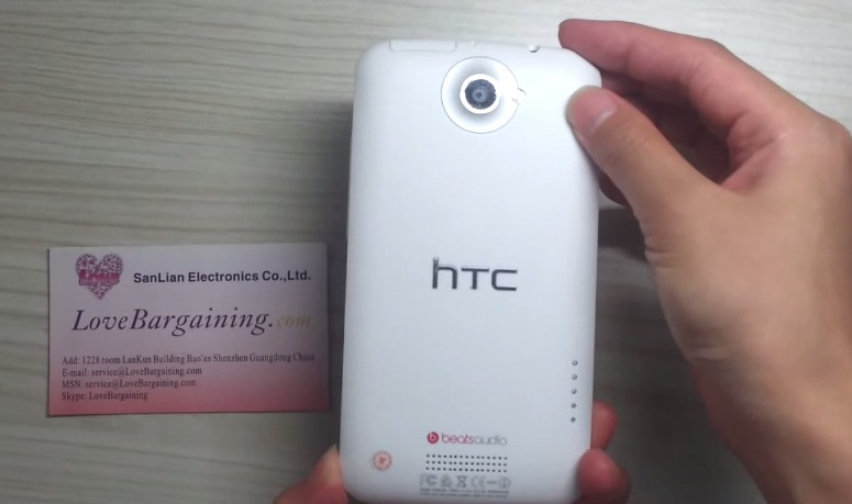 HTC One X China-Fake