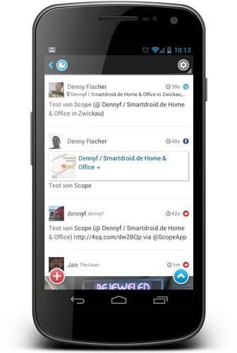 Scope Screenshot