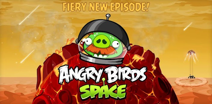 Angry Birds Red Planet