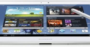 Galaxy Note 10.1 Produktbild