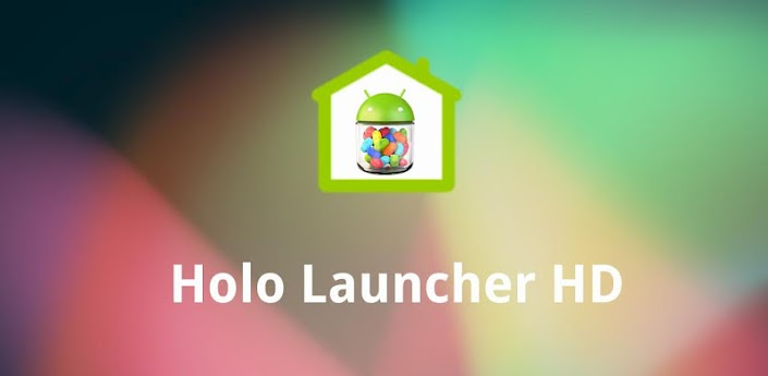 Holo Launcher HD Header