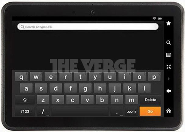 kindle fire 2 leak