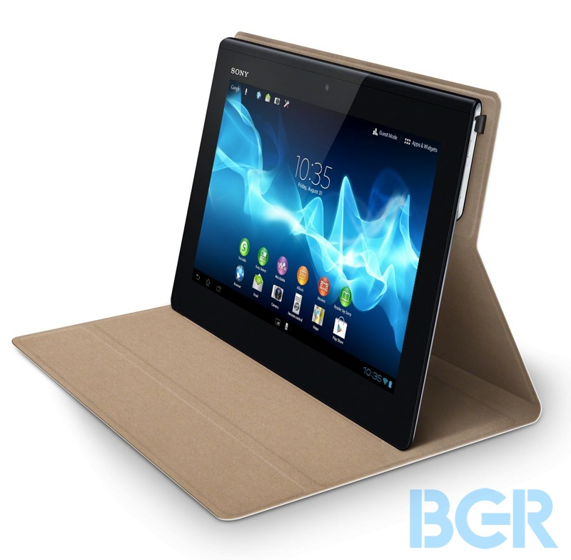 sony xperia tablet neue fotos von weiterem zubeh r. Black Bedroom Furniture Sets. Home Design Ideas