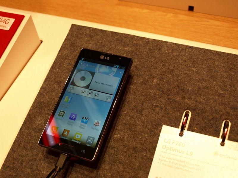 LG Optimus L9 (IFA 2012)