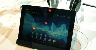 Sony Xperia Tablet S (IFA 2012)