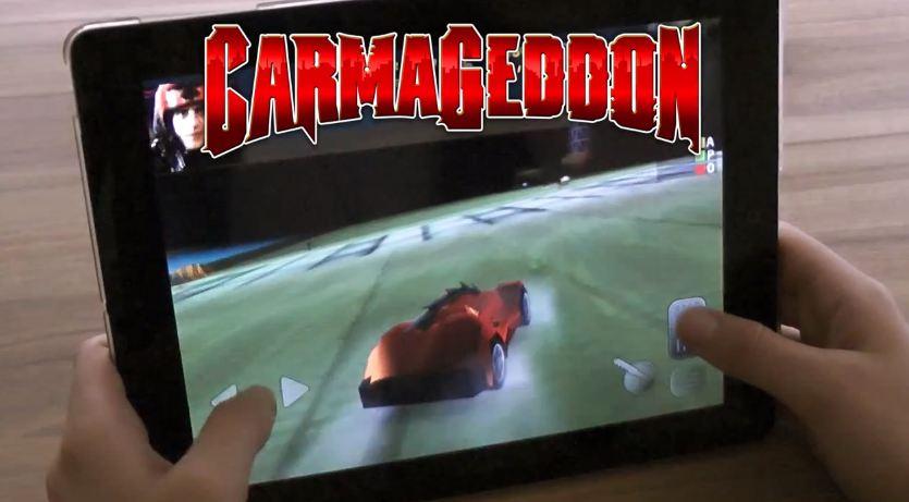 carmageddon video screenshot