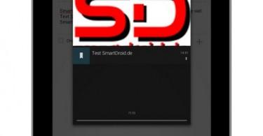 Notif für Android Screenshot