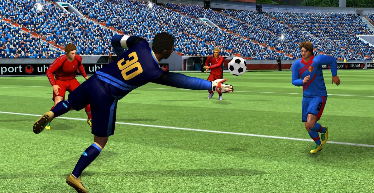 real football 2013 screenshot