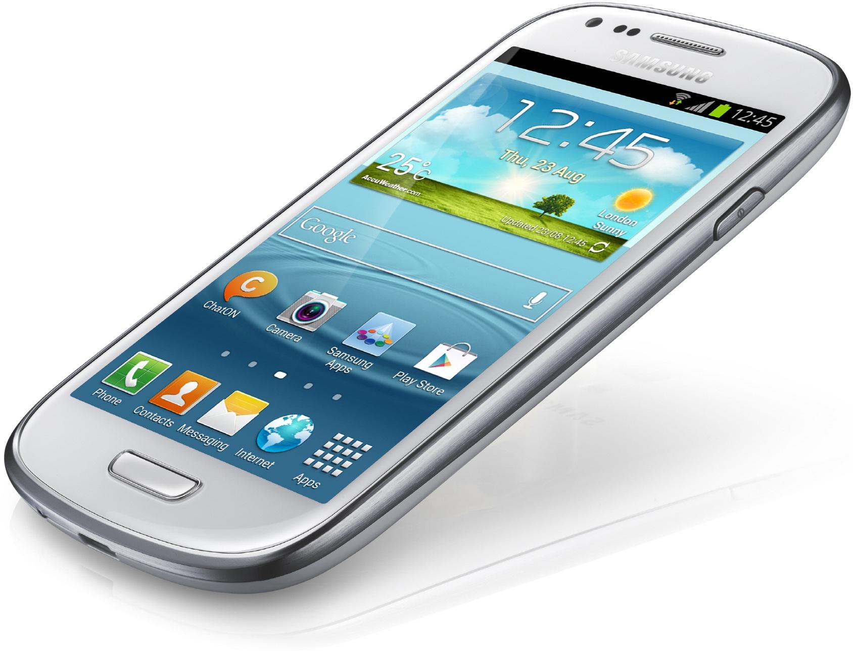 Samsung Galaxy S3 Mini Produktbild