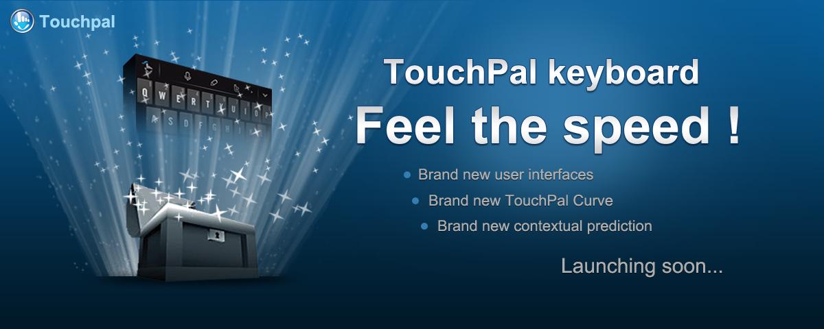 TouchPal 5 Beta