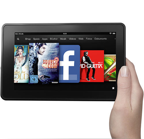Amazon Kindle Fire Produktbild
