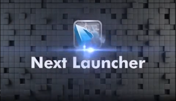 Next Launcher Video Screenshot