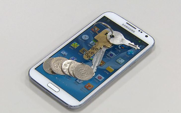 Samsung Testlabor Video