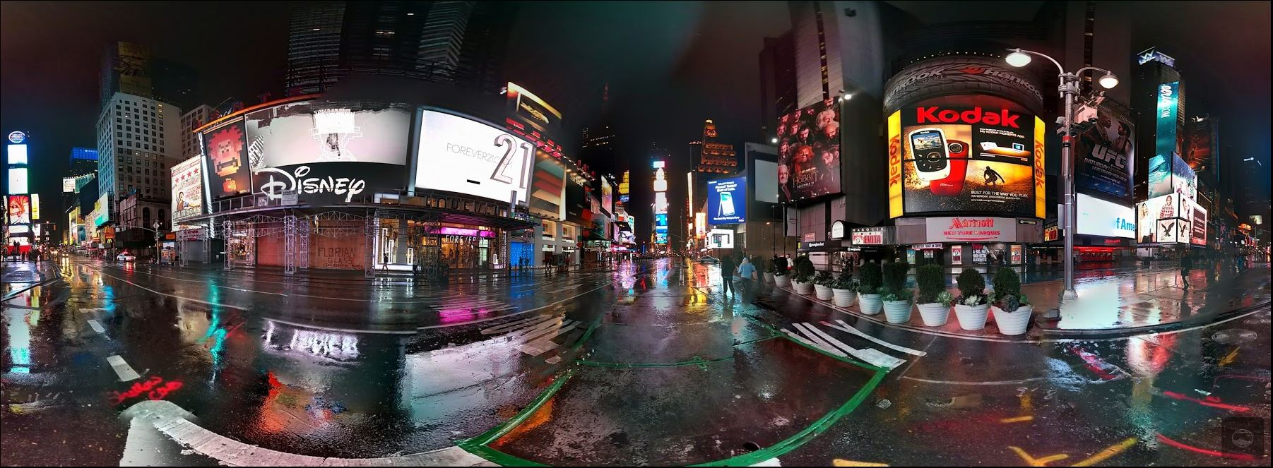 timesquare photo sphere