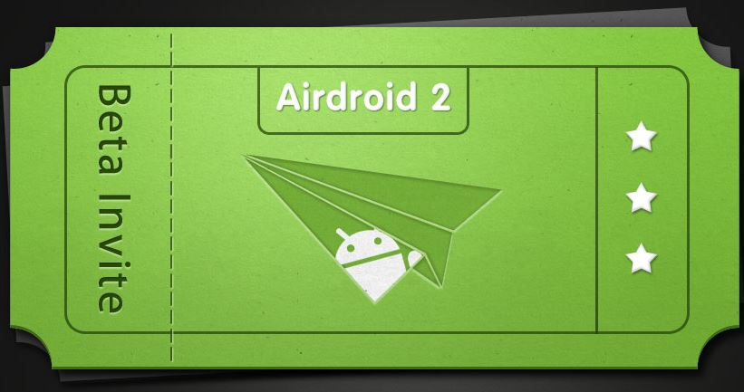 Airdroid 2 Beta Invite