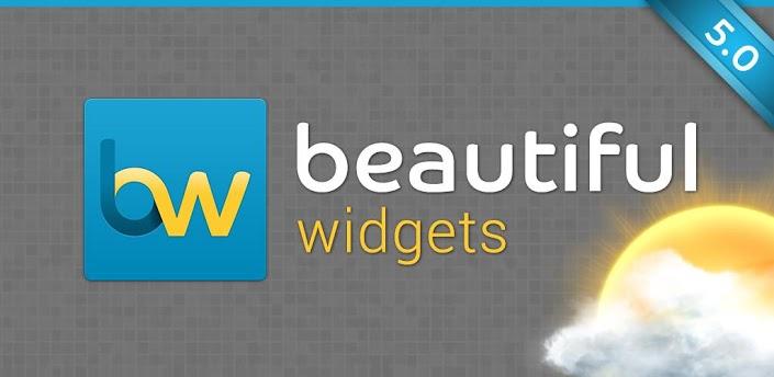 beautiful widgets 5.0