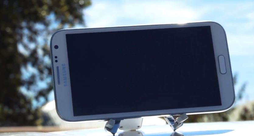galaxy note 2 pc-video screenshot