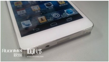huawei ASCEND D2 BOTTOM